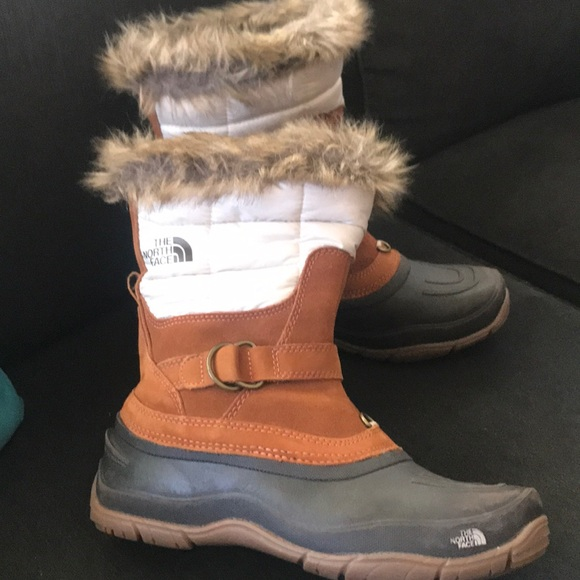 ef1fe979d The North Face Prima-loft Winter Boots, size 7